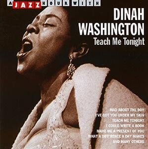 A Jazz Hour with - CD Audio di Dinah Washington
