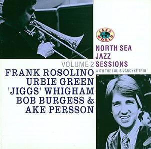 North Sea Jazz Session 2 - CD Audio
