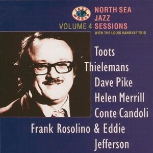 North Sea Jazz Session 4 - CD Audio