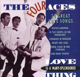 20 Great Love Songs - CD Audio di Four Aces