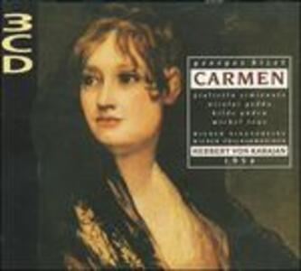 Carmen - CD Audio di Georges Bizet