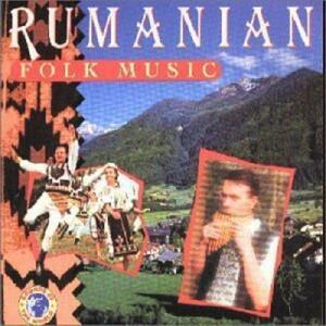 Rumanian Folk Music - CD Audio