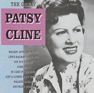 Great - CD Audio di Patsy Cline