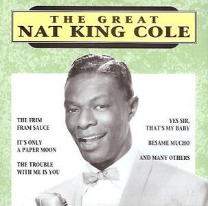 The Great - CD Audio di Nat King Cole
