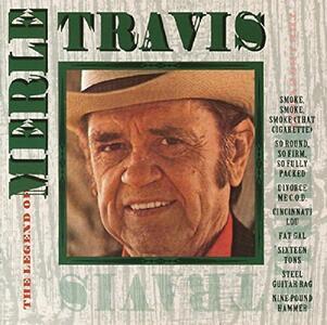 Legend of - CD Audio di Merle Travis
