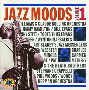 Jazz Moods 1 - CD Audio