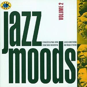 Jazz Moods 2 - CD Audio