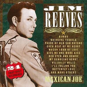 24 Great Early Recordings - CD Audio di Jim Reeves