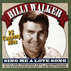 18 Country Hits - CD Audio di Billy Walker