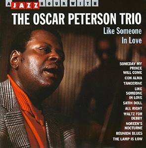 Like Someone in Love - CD Audio di Oscar Peterson