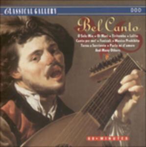 Bel Canto - CD Audio
