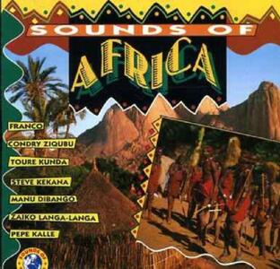 Sounds of Africa - CD Audio