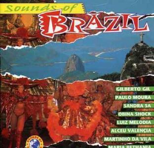 Sounds of Brasil - CD Audio