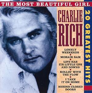 20 Greatest Hits - CD Audio di Charlie Rich