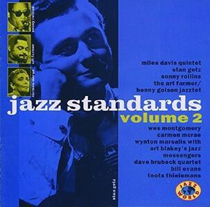 Jazz Standards vol.2 - CD Audio