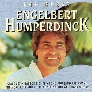 The Great - CD Audio di Engelbert