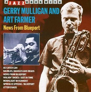 News from Blueport - CD Audio di Gerry Mulligan