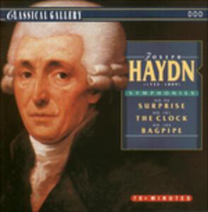 Sinfonie n.94, n.101, n.104 - CD Audio di Franz Joseph Haydn