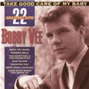 22 Greatest Hits - CD Audio di Bobby Vee