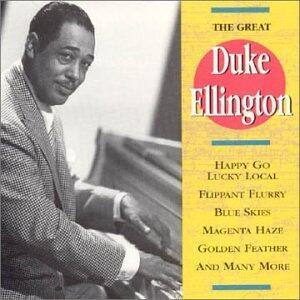 The Great Duke Ellington - CD Audio di Duke Ellington