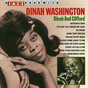 Dinah & Clifford - CD Audio di Dinah Washington