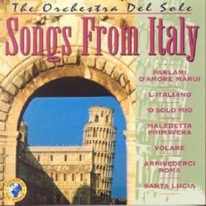 Songs from Italy - CD Audio di Orchestra del Sole