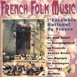 French Folk Music - CD Audio di Ensemble National de France