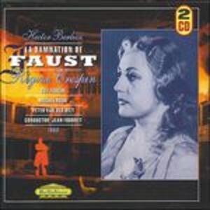 La dannazione di Faust (La damnation de Faust) - CD Audio di Hector Berlioz