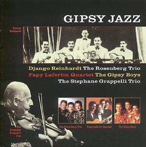 Gipsy Jazz - CD Audio