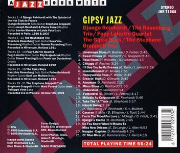 Gipsy Jazz - CD Audio - 2