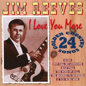 24 Golden Country Songs - CD Audio di Jim Reeves