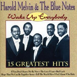 Wake Up.. - CD Audio di Harold Melvin