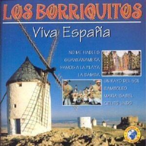 Viva Espana - CD Audio di Los Borriquitos
