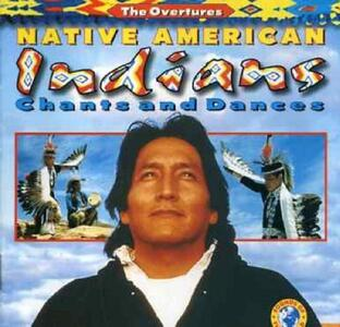 Native American Indians - CD Audio