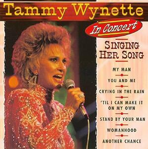 In Concert Singing. - CD Audio di Tammy Wynette