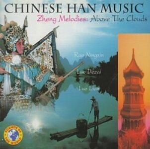 Chinese Han Music - CD Audio