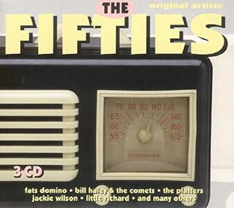 Fifties Box - CD Audio