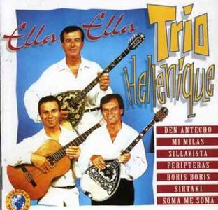 Ella Ella - CD Audio di Trio Hellenique