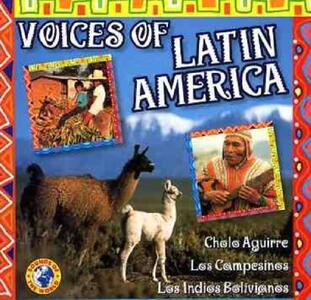 Voices of Latin America - CD Audio
