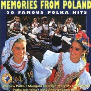 Memories from Poland - CD Audio