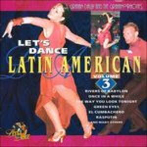 Latin America 3 - CD Audio di Graham Dalby