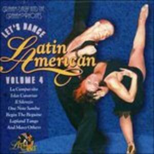 Latin America 4 - CD Audio di Graham Dalby
