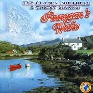 Finnegan's Wake - CD Audio di Clancy Brothers