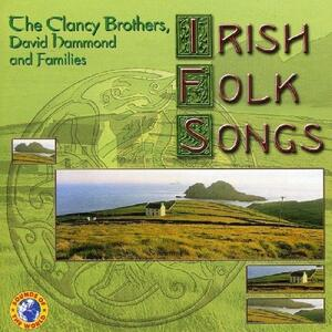 Irish Folk Songs - CD Audio di Clancy Brothers