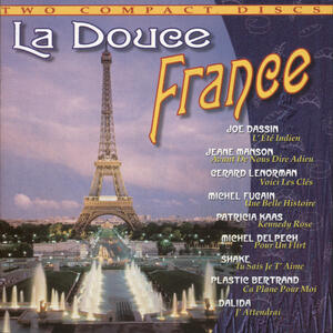 La Douce France - CD Audio