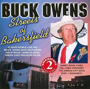Streets of Bakerfield - CD Audio di Buck Owens