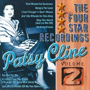 Four Star Recordings 2 - CD Audio di Patsy Cline