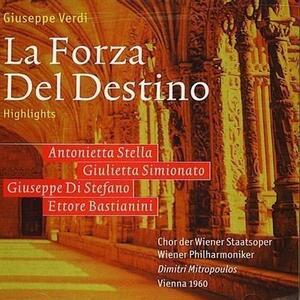 Forza del Destino - CD Audio di Giuseppe Verdi