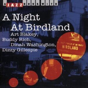 A Night at Birdland - CD Audio