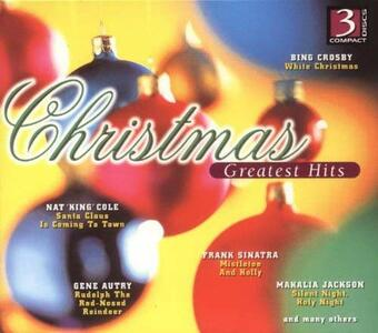 Christmas Greatest Hits - CD Audio